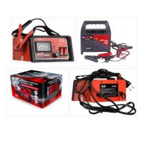 Зарядные устройства для автомобильных АКБ AVS Energy