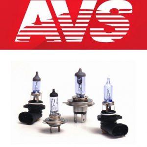 Автомобильные лампы AVS