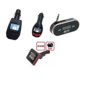 FM трансмиттеры (модуляторы) AVS Music